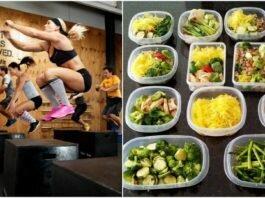 crossfit diet plan training