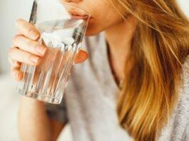 water deficiency symptoms