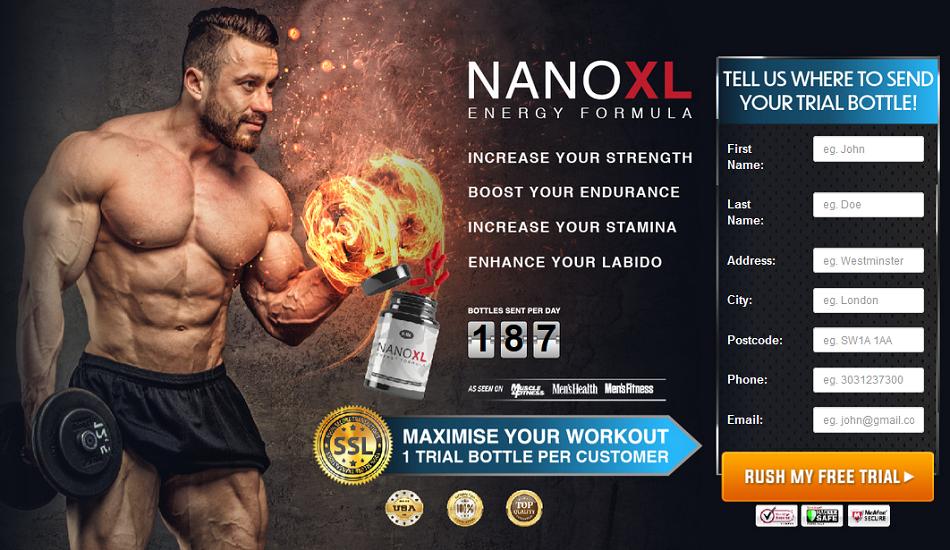 Nano XL Energy Formula UK
