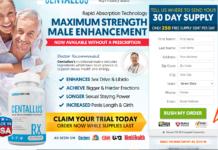 Centallus RX Male Enhancement Reviews