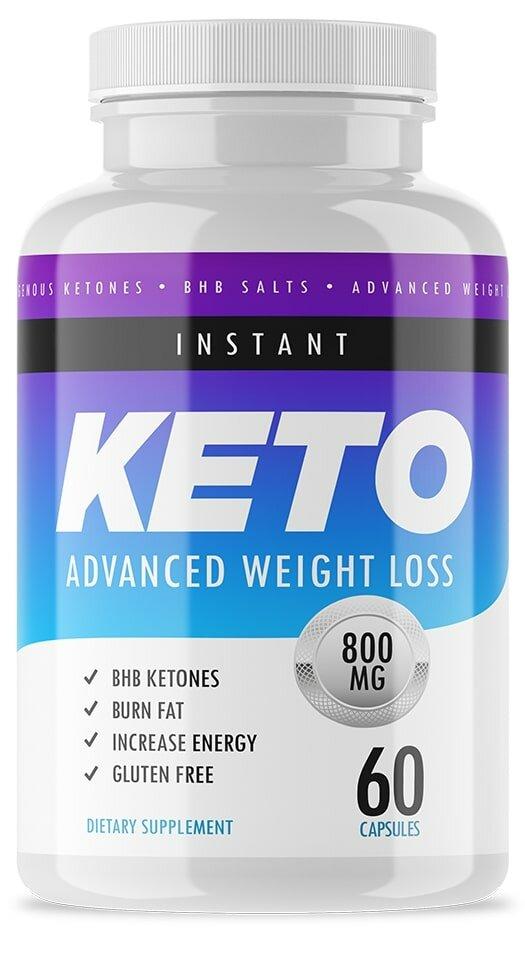 instant keto pack