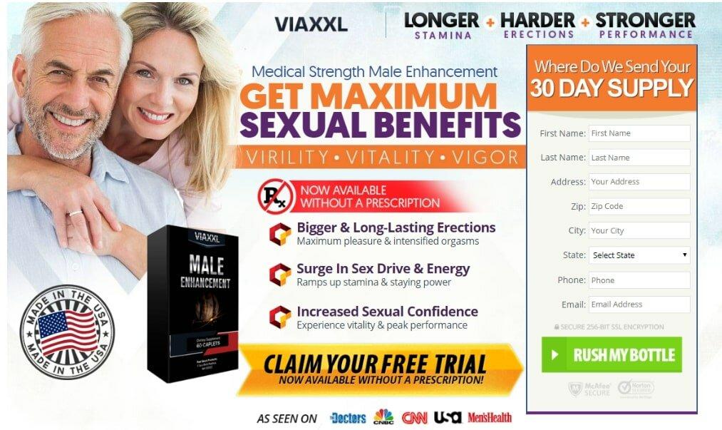 VIAXXL male enhancement reviews