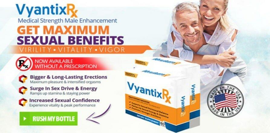 Vyantix RX Benefits