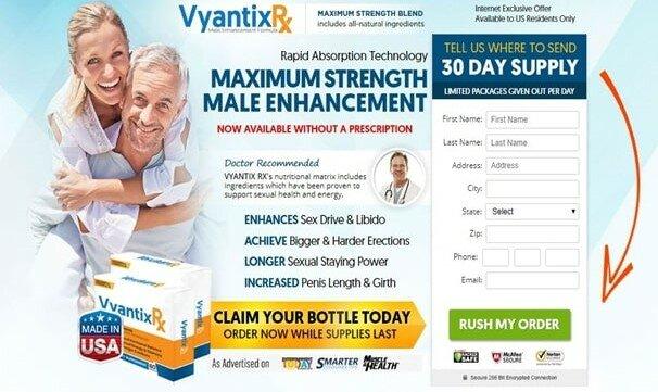 Vyantix RX Review